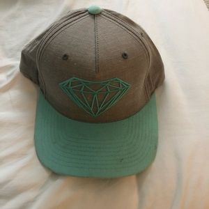 Diamond supply co SnapBack